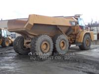 CATERPILLAR ARTICULATED TRUCKS 740 WW equipment  photo 3
