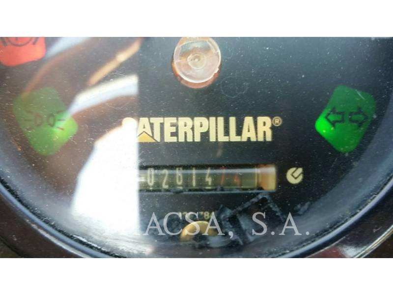 CATERPILLAR TAMBOR DOBLE VIBRATORIO ASFALTO CB-224E equipment  photo 9