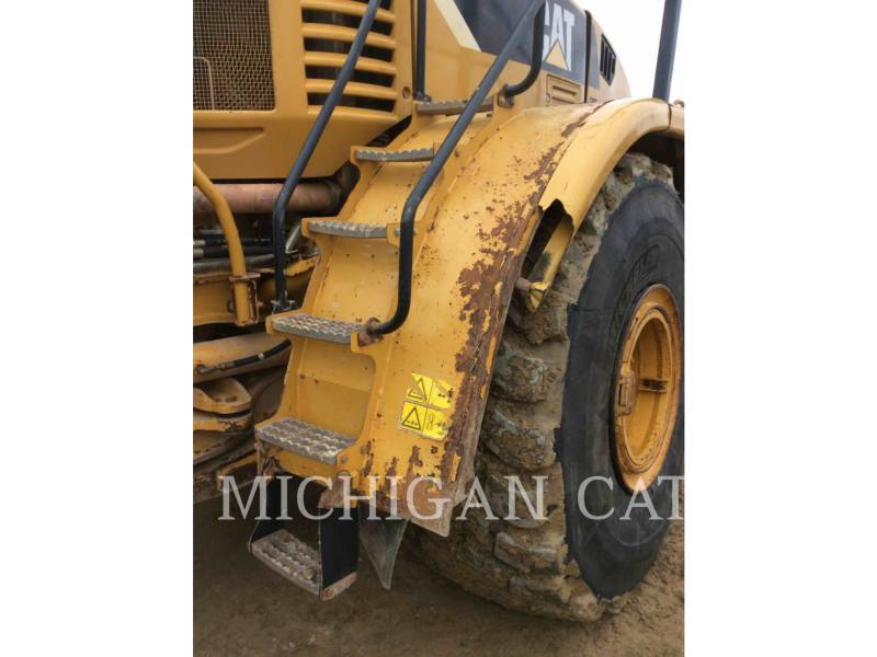 CATERPILLAR ARTICULATED TRUCKS 740 T equipment  photo 13