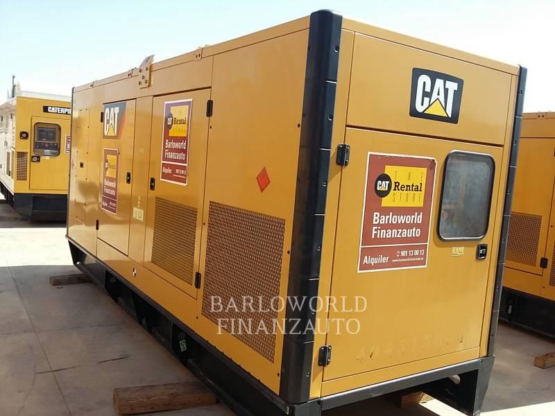 CATERPILLAR MODULI DI ALIMENTAZIONE (OBS) C15 PGAI equipment  photo 1