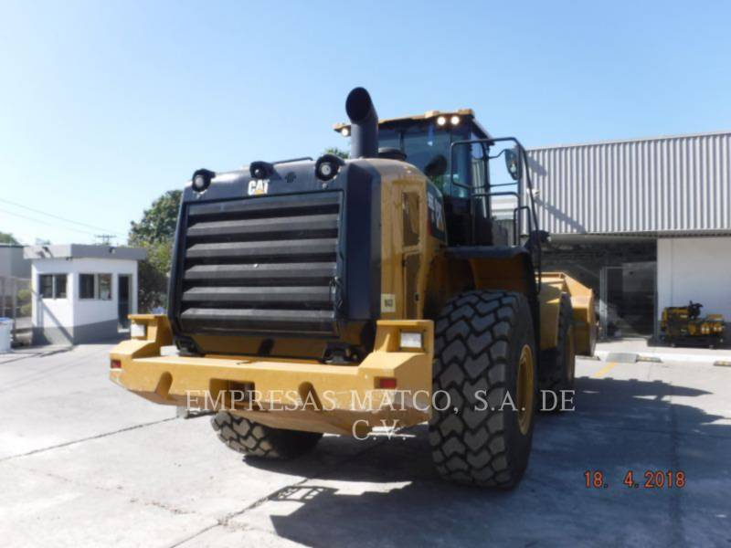 CATERPILLAR WHEEL LOADERS/INTEGRATED TOOLCARRIERS 966 L equipment  photo 4