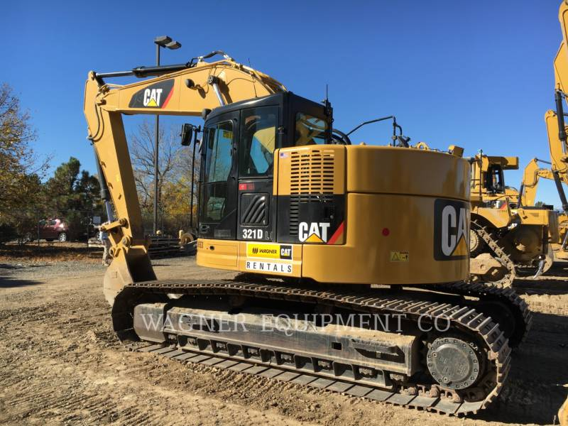 CATERPILLAR TRACK EXCAVATORS 321DL TCIR equipment  photo 3