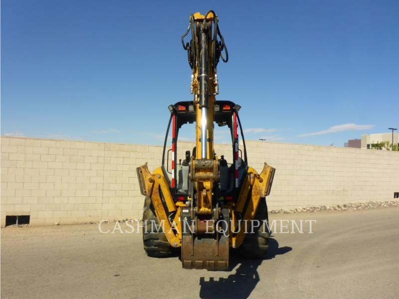 CATERPILLAR BACKHOE LOADERS 420F ST equipment  photo 6