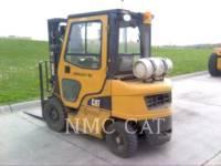 Equipment photo CATERPILLAR LIFT TRUCKS 2P5000_MC FORKLIFTS 1