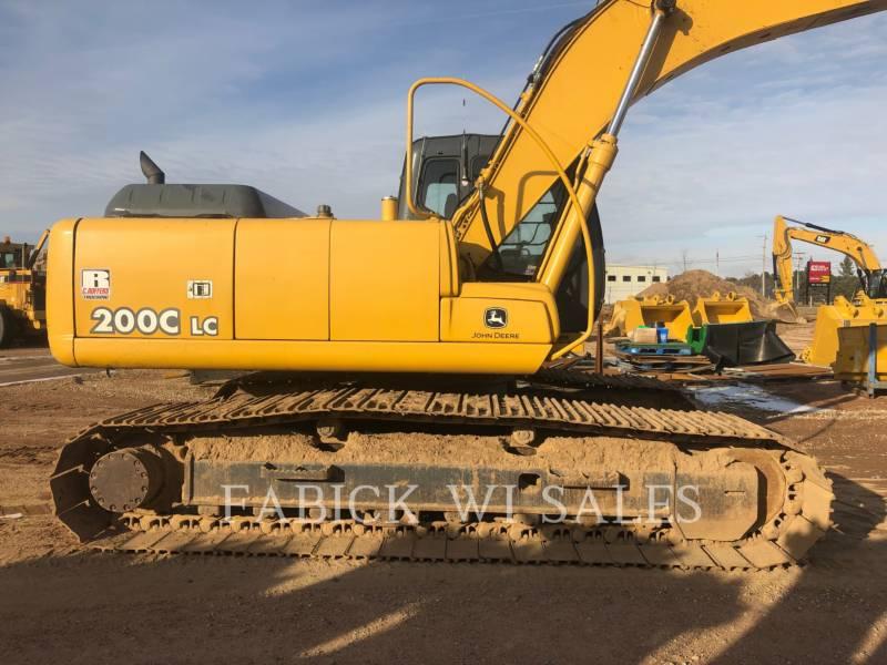 DEERE & CO. 采矿用挖土机/挖掘机 200C equipment  photo 11
