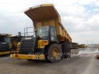 Equipment photo Caterpillar 773F CAMION MINIER PENTRU TEREN DIFICIL 1