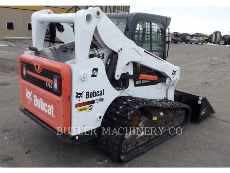 BOBCAT CHARGEURS COMPACTS RIGIDES T750 equipment  photo 4