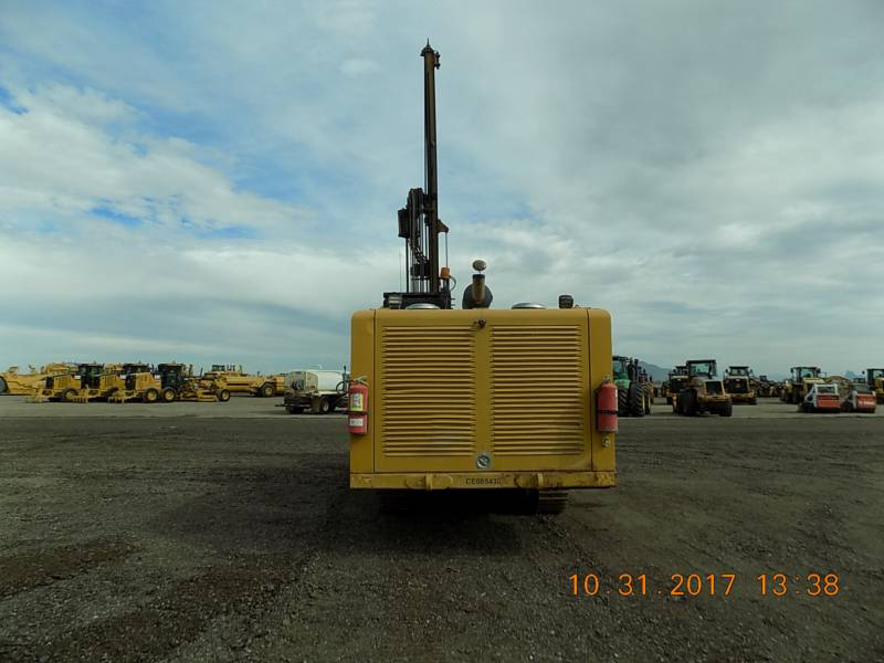 CATERPILLAR HYDRAULIC TRACK DRILLS MD5150C equipment  photo 4