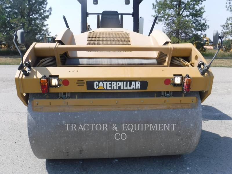 CATERPILLAR PAVIMENTADORA DE ASFALTO CB64 equipment  photo 7