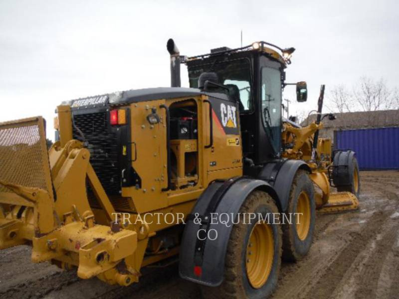 CATERPILLAR モータグレーダ 160M equipment  photo 4