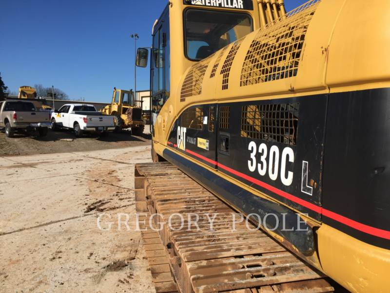 CATERPILLAR TRACK EXCAVATORS 330C L equipment  photo 11