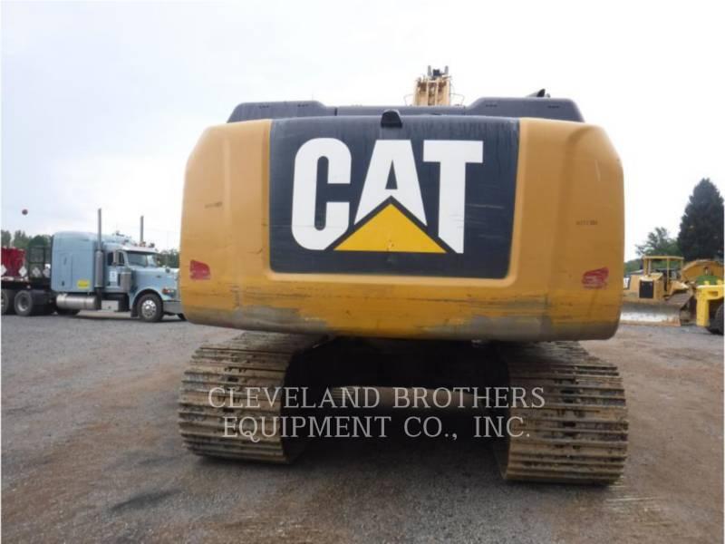 CATERPILLAR TRACK EXCAVATORS 336EL equipment  photo 4