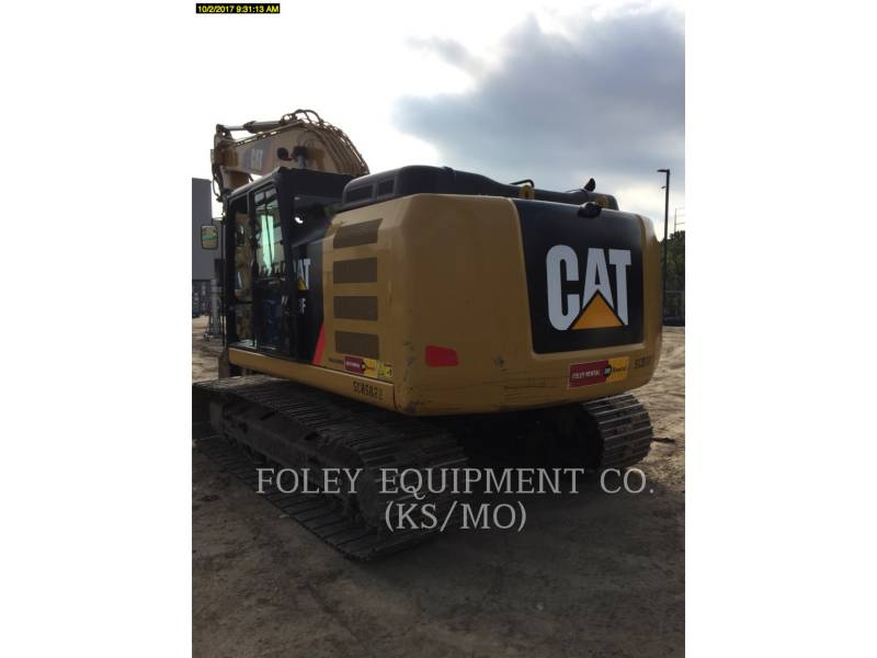CATERPILLAR EXCAVADORAS DE CADENAS 323FL9 equipment  photo 4