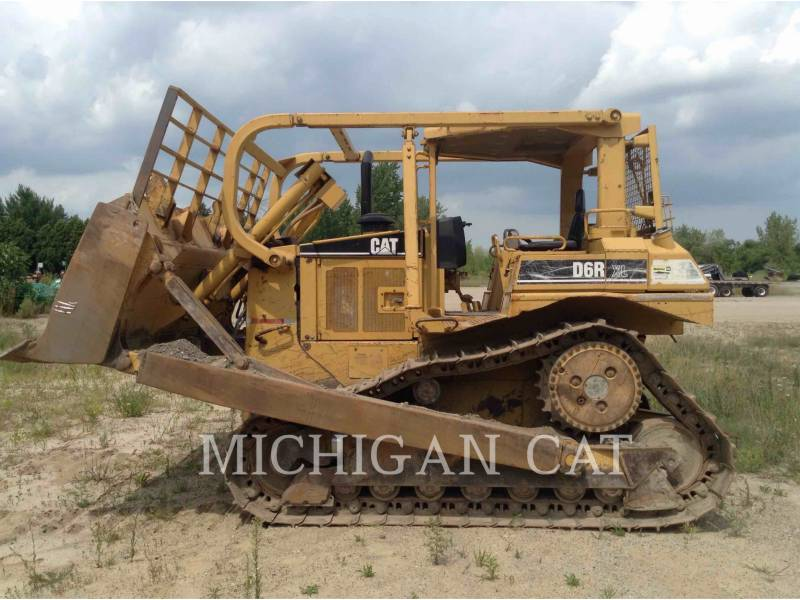CATERPILLAR TRACK TYPE TRACTORS D6RXL equipment  photo 19