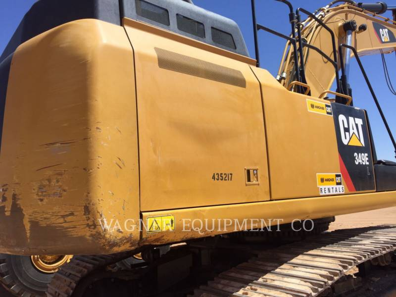CATERPILLAR トラック油圧ショベル 349ELVG equipment  photo 5