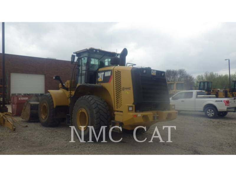 CATERPILLAR PALE GOMMATE/PALE GOMMATE MULTIUSO 966M equipment  photo 5