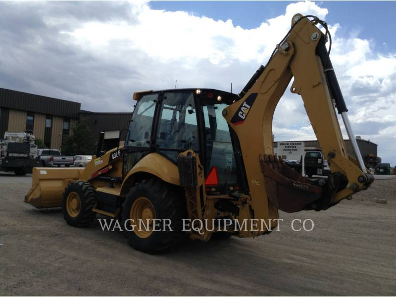 CATERPILLAR RETROEXCAVADORAS CARGADORAS 430F 4WD equipment  photo 4