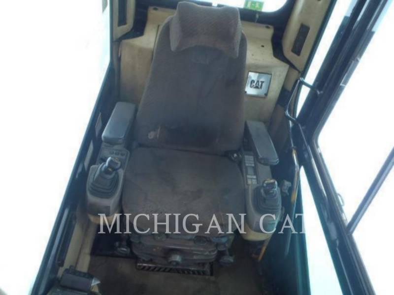 CATERPILLAR TRACK EXCAVATORS 345B MH equipment  photo 10