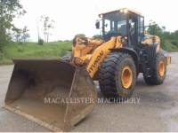 HYUNDAI CARGADORES DE RUEDAS HL770-9 equipment  photo 1