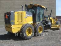 JOHN DEERE MOTOR GRADERS 870G equipment  photo 3