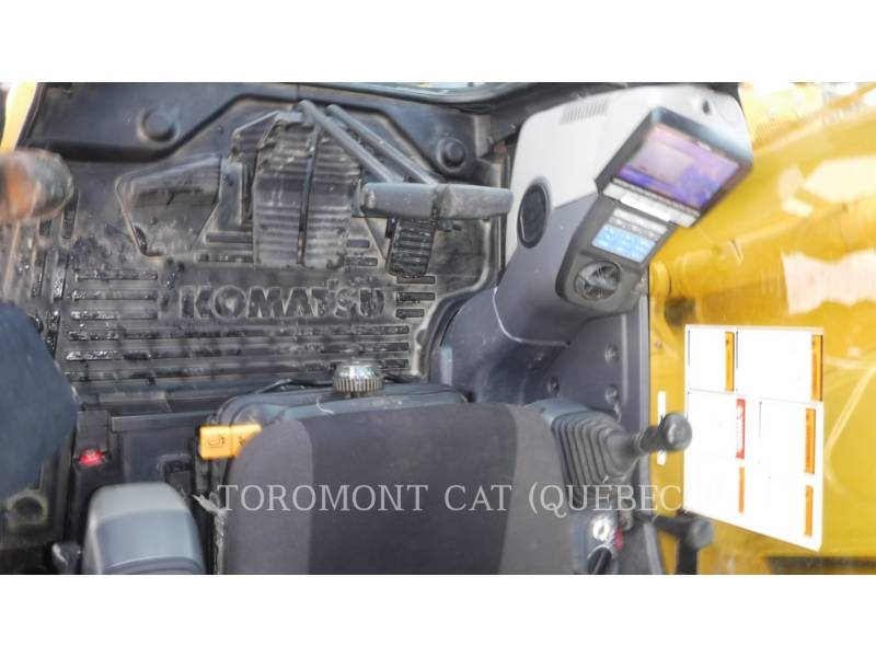 KOMATSU PELLES SUR CHAINES PC138 US LC equipment  photo 6