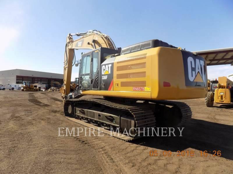 CATERPILLAR PELLES SUR CHAINES 336FL equipment  photo 3