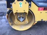 CATERPILLAR TAMBOR DOBLE VIBRATORIO ASFALTO CB14B equipment  photo 7