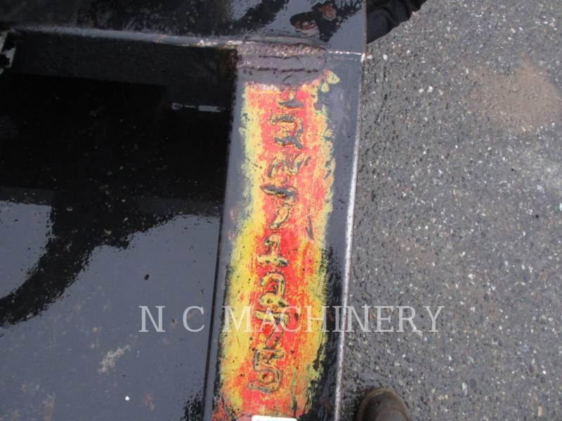 CATERPILLAR スキッド・ステア・ローダ 289D H2CB equipment  photo 8