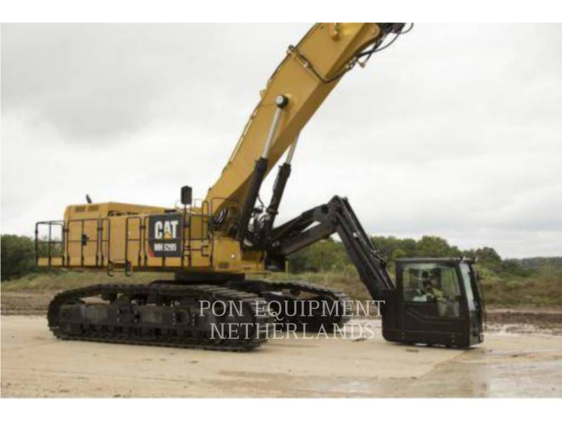 OTHER US MFGRS EXCAVADORAS DE CADENAS Multidocker with Caterpillar technology MH3295 Mat equipment  photo 3