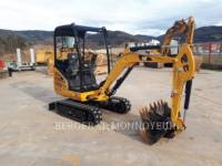 CATERPILLAR KETTEN-HYDRAULIKBAGGER 301.7D equipment  photo 2