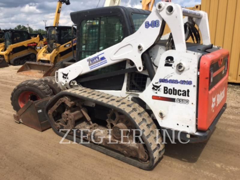 BOBCAT SKID STEER LOADERS S590 equipment  photo 4