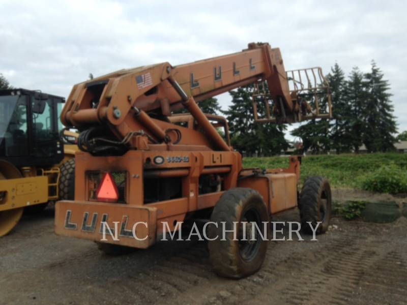 LULL SKID STEER LOADERS 844C-42 equipment  photo 2