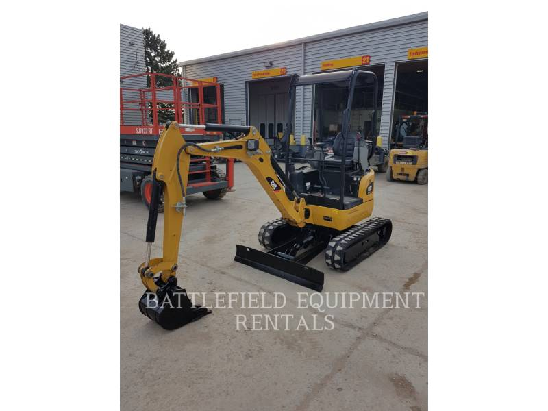 CATERPILLAR RUPSGRAAFMACHINES 301.7DCR equipment  photo 3