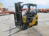 CATERPILLAR LIFT TRUCKS FORKLIFTS 2P3500_MC equipment  photo 1