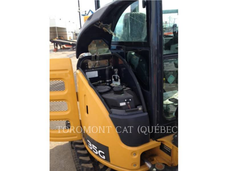 JOHN DEERE EXCAVADORAS DE CADENAS 35G equipment  photo 20