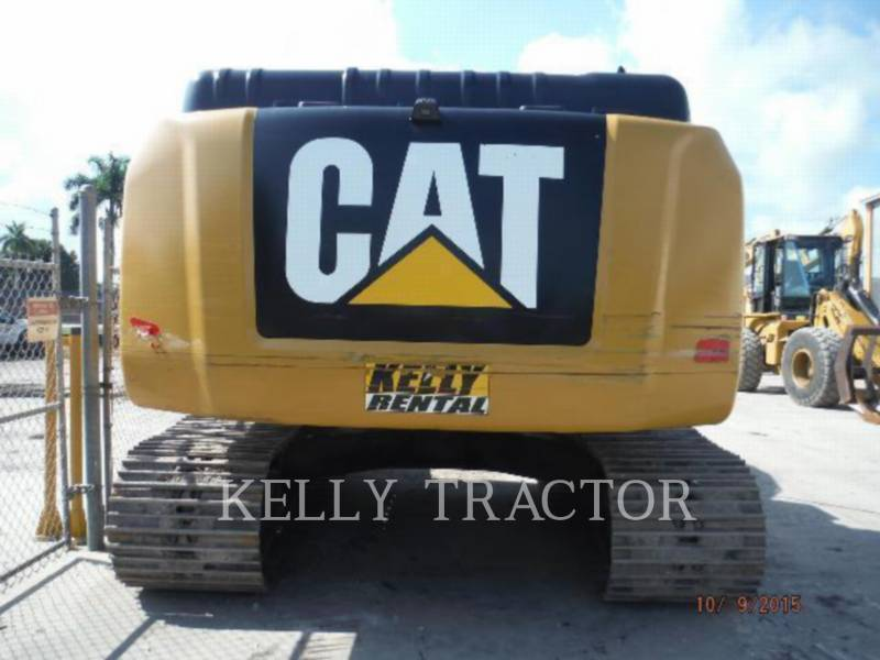 CATERPILLAR トラック油圧ショベル 326FL equipment  photo 2