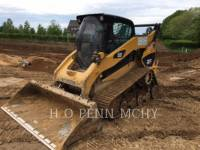 CATERPILLAR MULTI TERRAIN LOADERS 287C equipment  photo 1