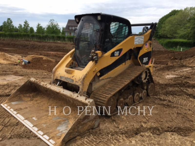 CATERPILLAR CHARGEURS TOUT TERRAIN 287C equipment  photo 1