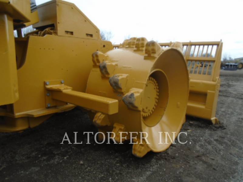 CATERPILLAR COMPACTEURS 826GII equipment  photo 6