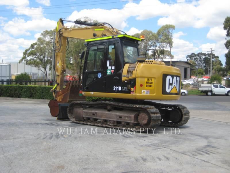 CATERPILLAR KOPARKI GĄSIENICOWE 311 D LRR equipment  photo 3