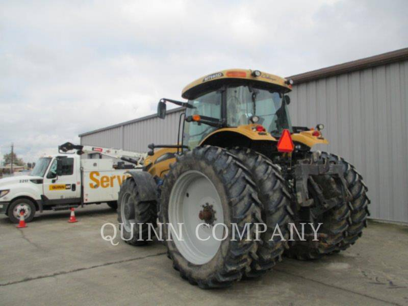 CHALLENGER TRACTEURS AGRICOLES MT665D equipment  photo 4