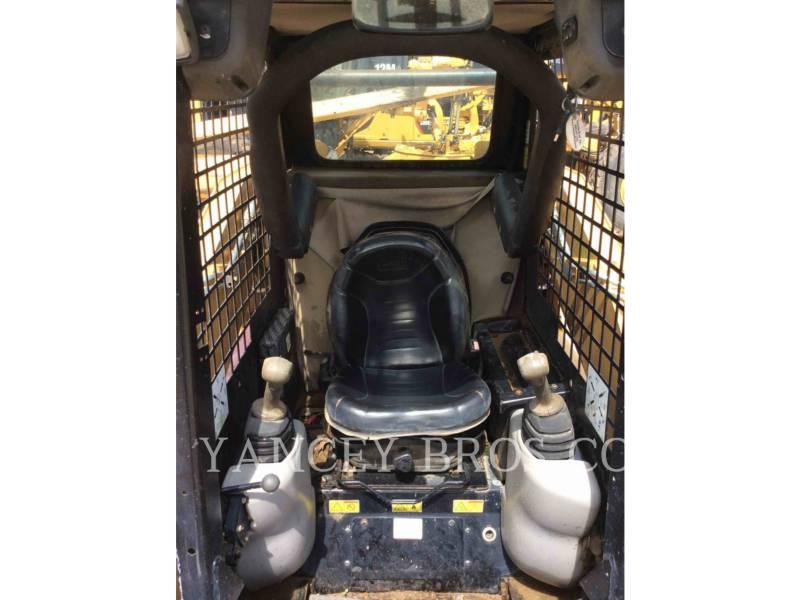 CATERPILLAR MINICARGADORAS 232B equipment  photo 7
