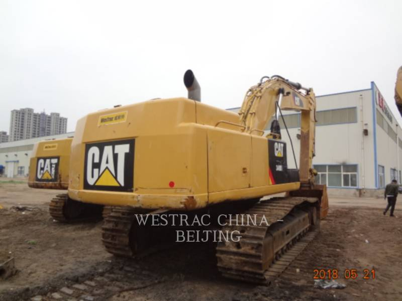 CATERPILLAR TRACK EXCAVATORS 349D2 equipment  photo 16