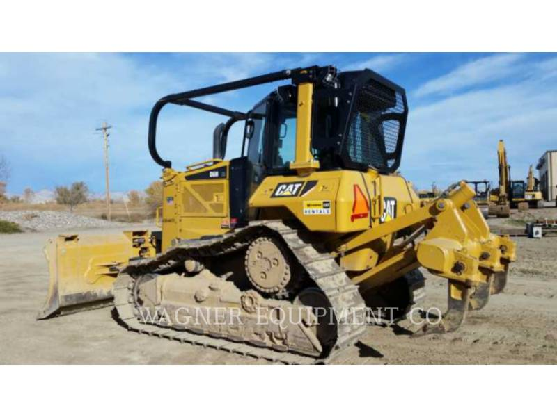CATERPILLAR CIĄGNIKI GĄSIENICOWE D6NXL equipment  photo 2