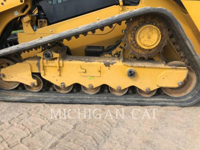 CATERPILLAR CARREGADEIRAS TODO TERRENO 299 D equipment  photo 10