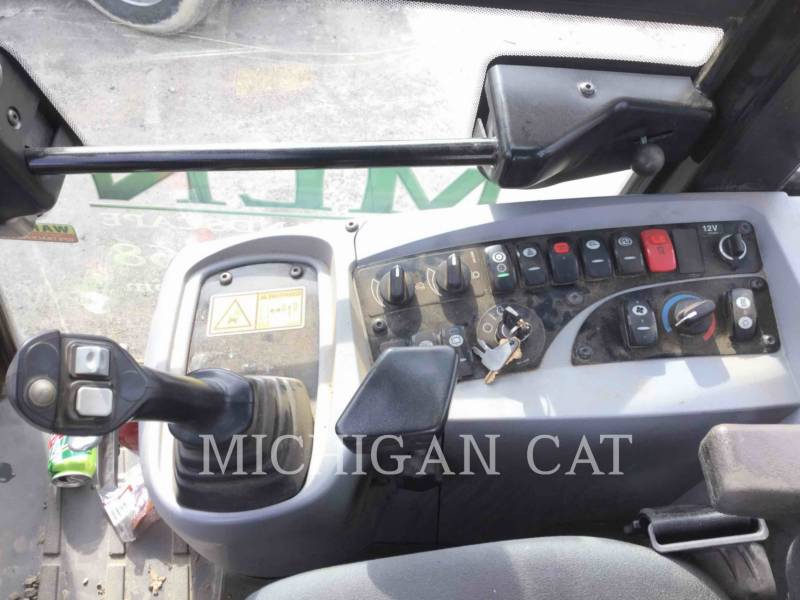 CATERPILLAR WHEEL LOADERS/INTEGRATED TOOLCARRIERS 908H2 AR equipment  photo 7