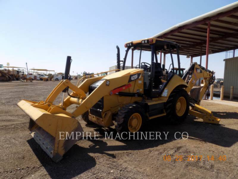 CATERPILLAR RETROEXCAVADORAS CARGADORAS 420F 4EO P equipment  photo 4