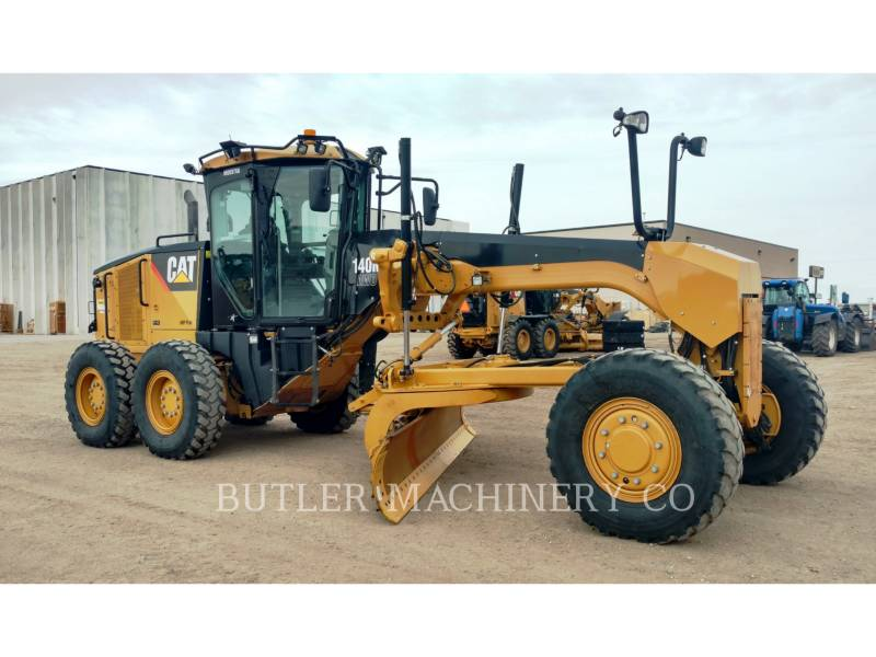 CATERPILLAR MOTOR GRADERS 140MAWD equipment  photo 2