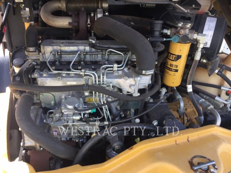 CATERPILLAR RADLADER/INDUSTRIE-RADLADER 906H equipment  photo 10