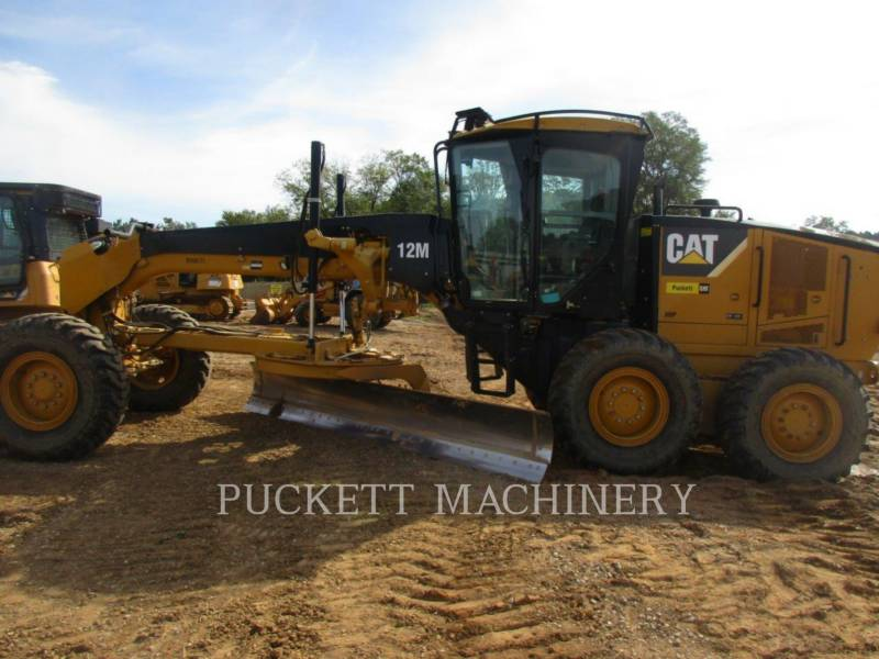 CATERPILLAR モータグレーダ 12M equipment  photo 6